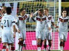 Сборная Германии уже потеряла достаточно очков