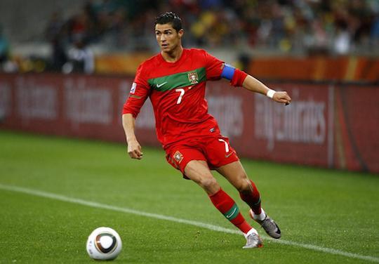 Кроме Роналду, забивать у Португалии некому