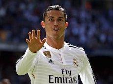Три гола за восемь минут - новый рекорд Криштиану Роналду
