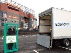 Эксцентричные поступки Paddy Power не всегда радуют общественность