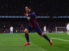 Суарес забил решающий гол в ворота мадридцев