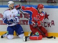 Седьмой матч между ЦСКА и СКА оставил неоднозначное впечатление