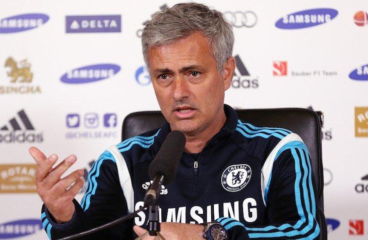 Жозе Моуринью раскритиковал игру «Арсенала»