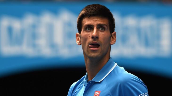 Джокович - фаворит самых престижных теннисных турниров лета