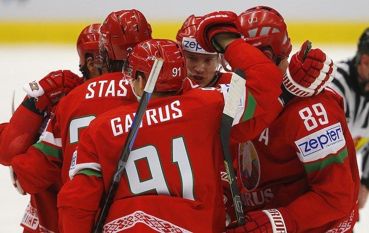 Сборная Беларуси может преподнести неприятный сюрприз датчанам