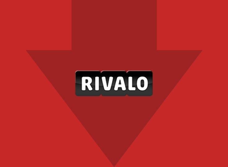 БК Rivalo понижена с 3 до 2