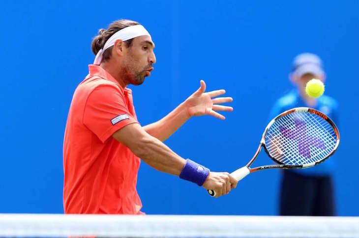 Багдатис демонстрирует классный теннис