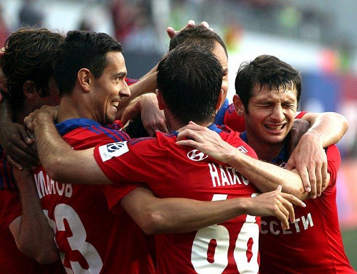 Участники единогласно верят в победу ЦСКА