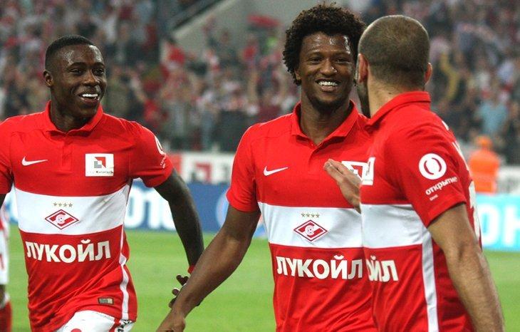 «Спартак» победит «Анжи» в результативном матче