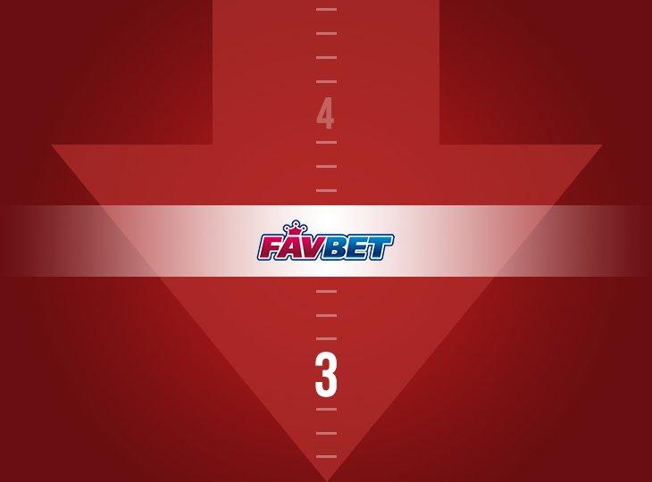 БК Favbet понижена в рейтинге
