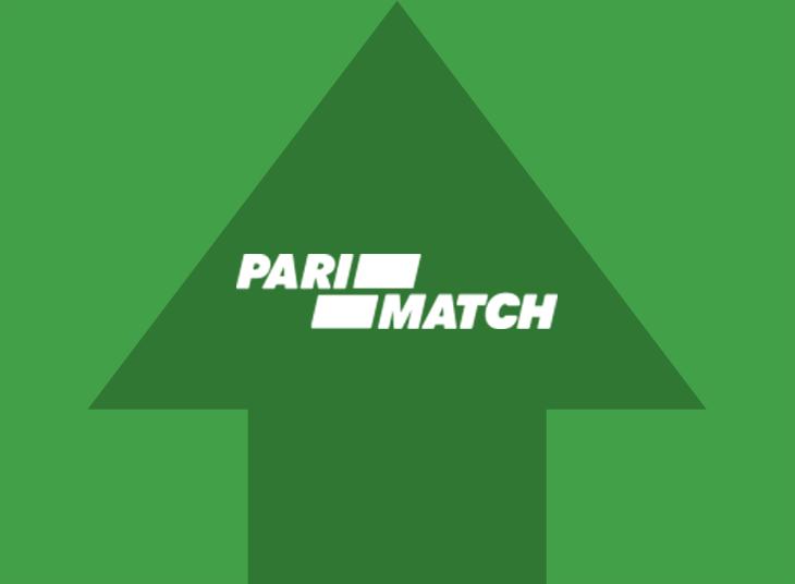 Рейтинг БК «Пари-Матч» повышен с 3 до 4