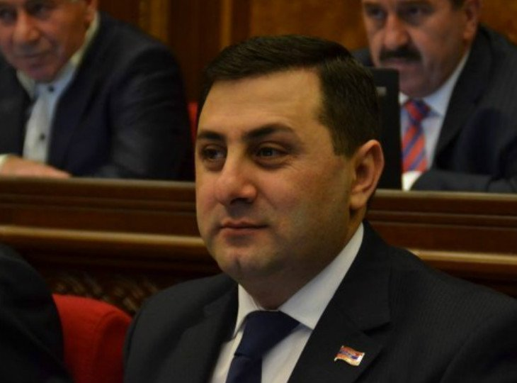 Противник букмекеров в Армении депутат Самвел Фарманян
