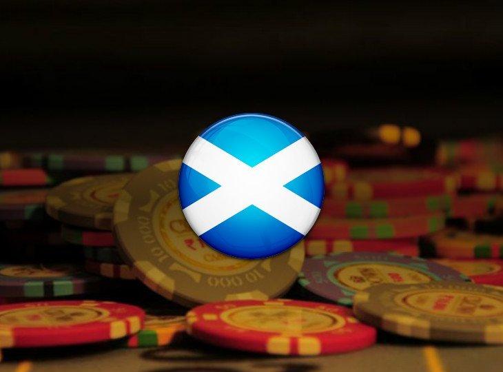 Четверть взрослых шотландцев играют в азартные игры хотя бы раз в неделю