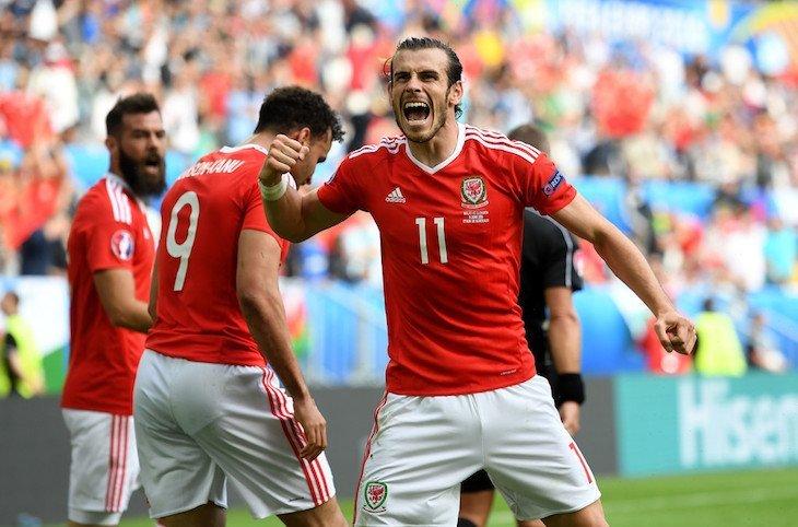 Гол Бейла навсегда войдет в футбольную историю Уэльса