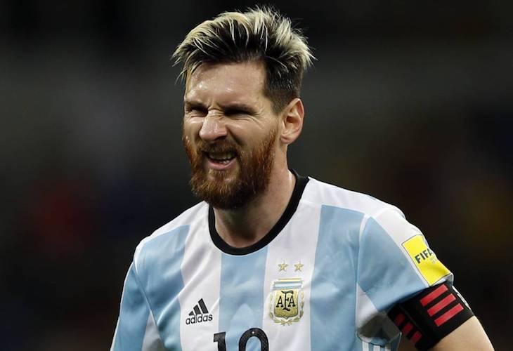 У Лео Месси свои счеты с чилийской сборной