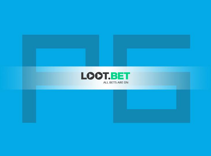 Loot.bet - молодая киберспортивная букмекерская контора
