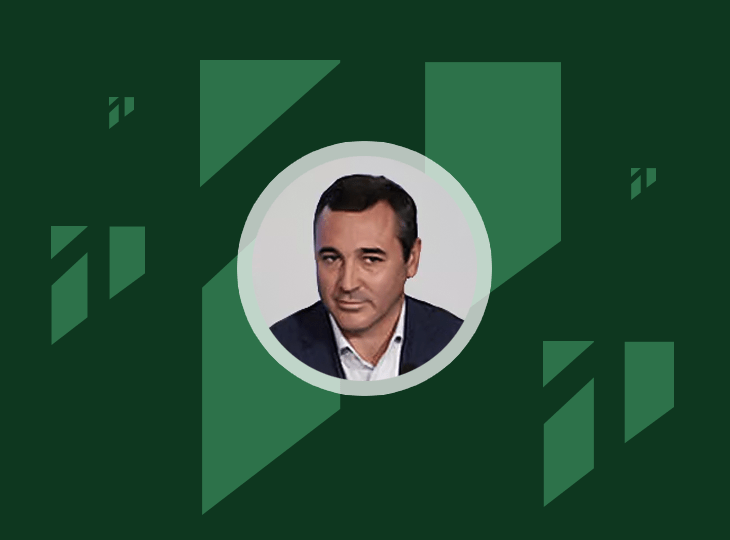 Президентом Первой СРО стал совладелец БК «Лига Ставок» Юрий Красовский