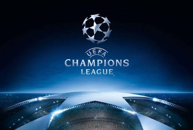 Плей-офф Лиги чемпионов 2017/2018