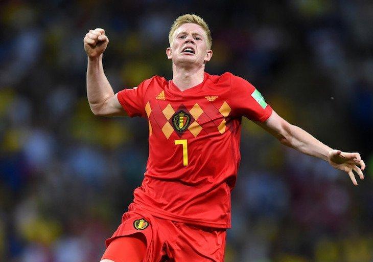 Бельгия – Англия: ставки, прогнозы и коэффициенты букмекеров на матч 14 июля 2018 года