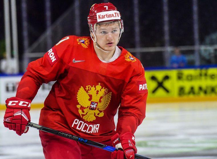 Россия сыграет с Финляндией в Хельсинки на старте Евротура