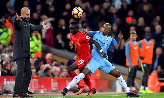 БК «Фонбет»: 69% ставок - на «Манчестер Сити» с матче с «Ливерпулем»