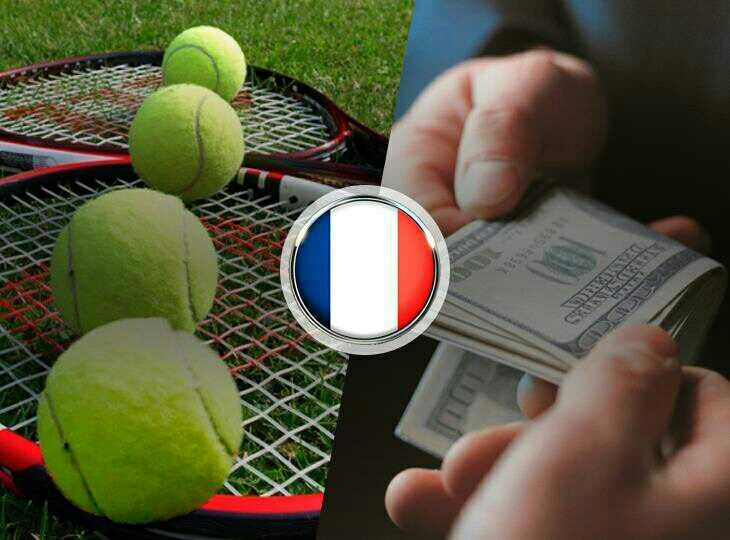 По делу о договорных матчах задержали четырех французских теннисистов