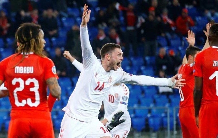 Швейцария — Дания. Обзор матча от «Рейтинга Букмекеров»