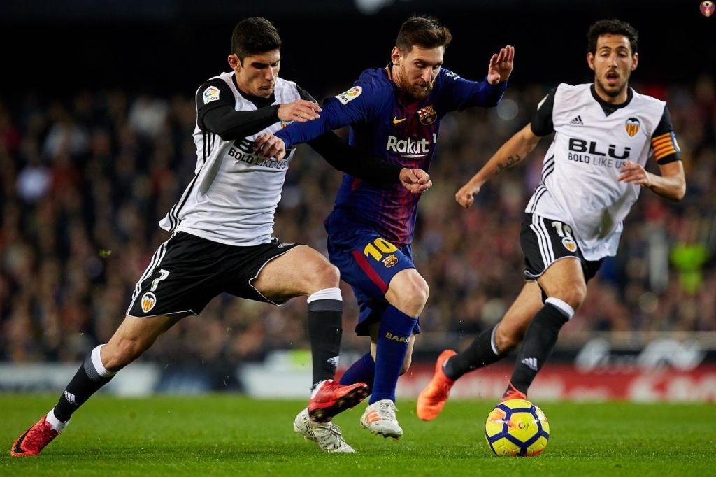 «Барселона» - «Валенсия»: ставки, прогнозы и коэффициенты букмекеров на матч 25 мая 2019 года