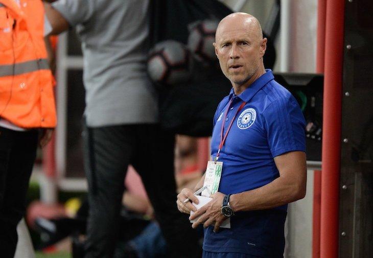 Федотов является кандидатом на пост тренера «Рубина»