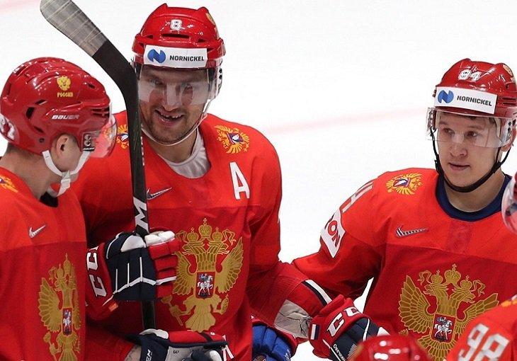 10:0 – новый рекорд сборной России на чемпионатах мира по хоккею
