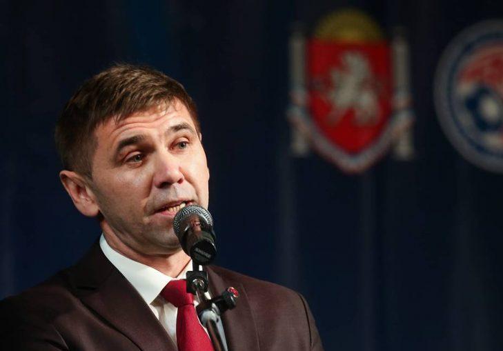 В футбольных лагерях Крыма преподают тренеры из Андорры, Испании и Португалии