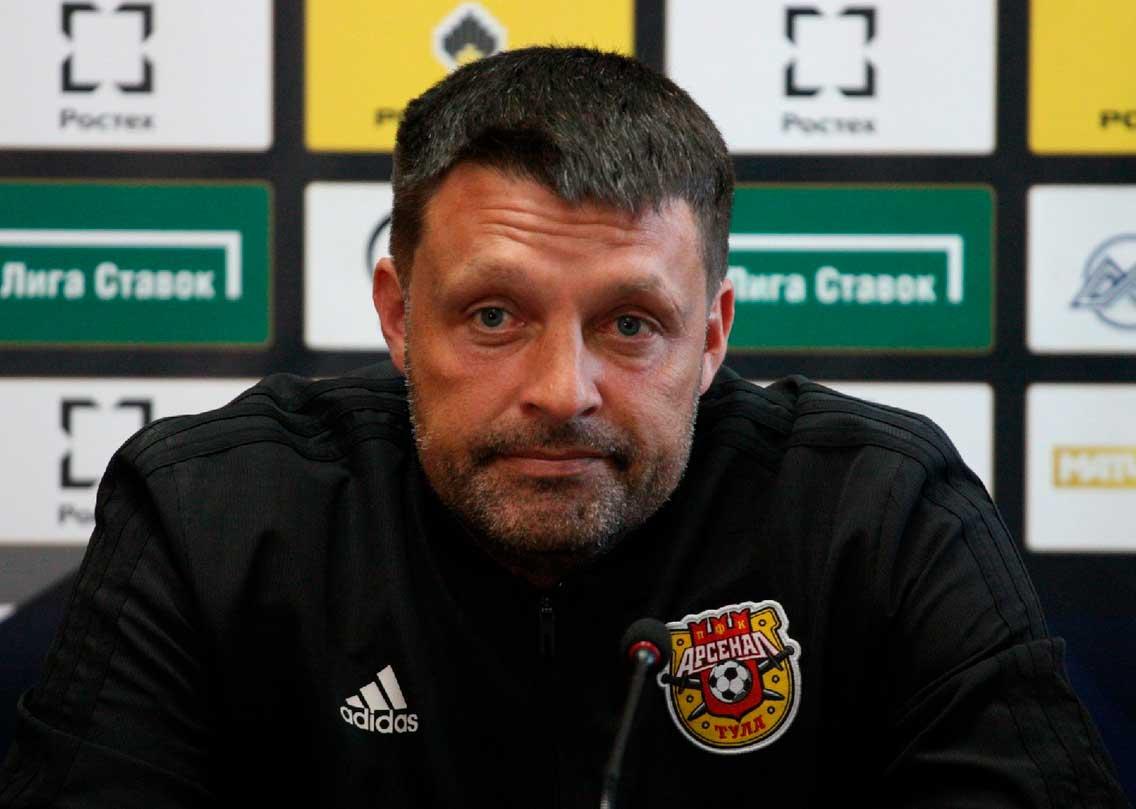 Тренерский штаб Игоря Черевченко продлит контракт с «Арсеналом»
