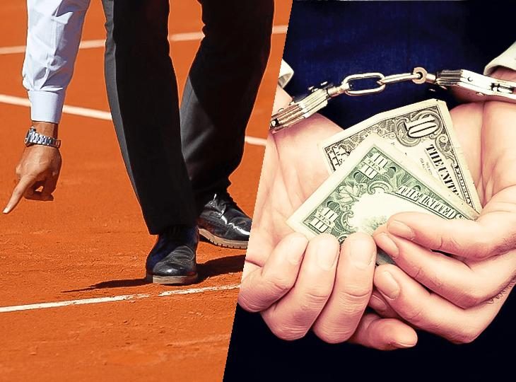 Теннисного арбитра из России накажут за сокрытие коррупции