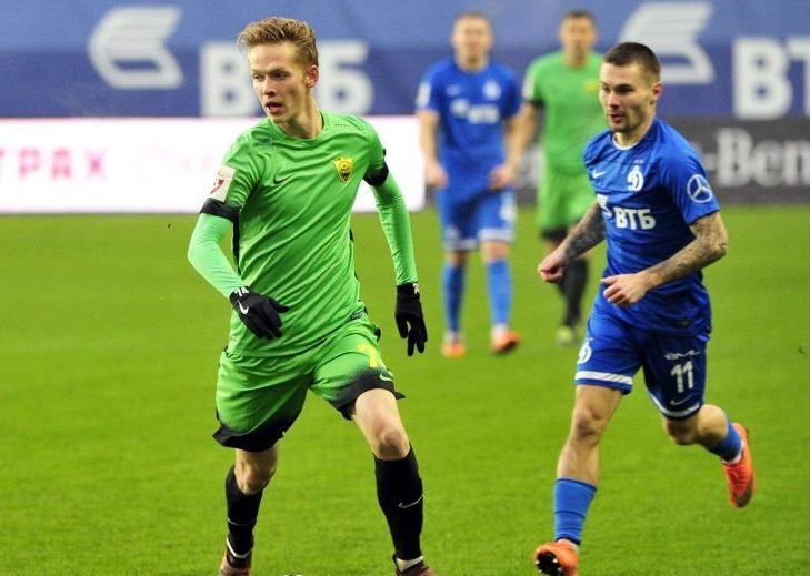 На просмотре в «Ростове» находятся игроки «Анжи» Богатырев и Иванченко