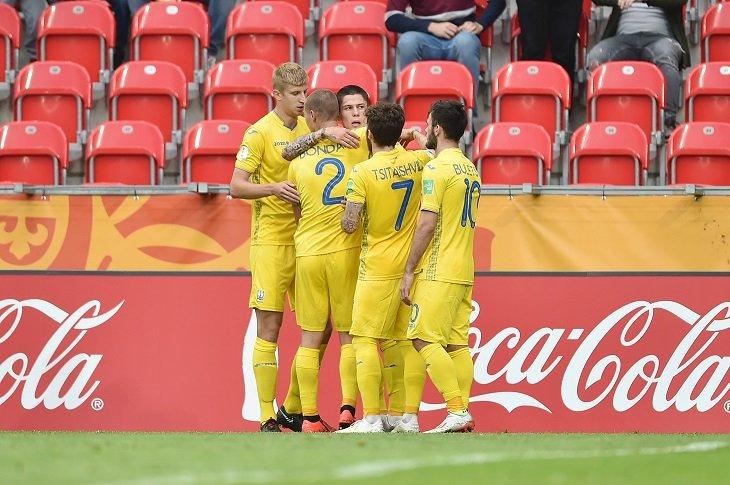 Молодежная сборная Украины - один из главных юрпризов Чемпионата мира U20