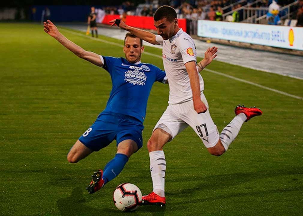 «СЭ»: «цена» поражения в матче «Чайка» – «Черноморец» – около 2 млн рублей