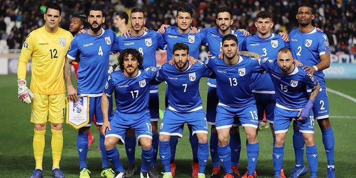 Стал известна заявка сборной Кипра на матч с Россией
