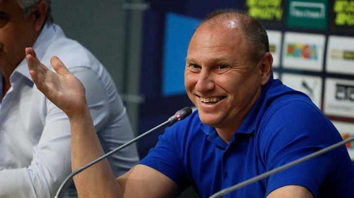 Черышев возглавляет «Нижний Новгород» с июля 2018 года