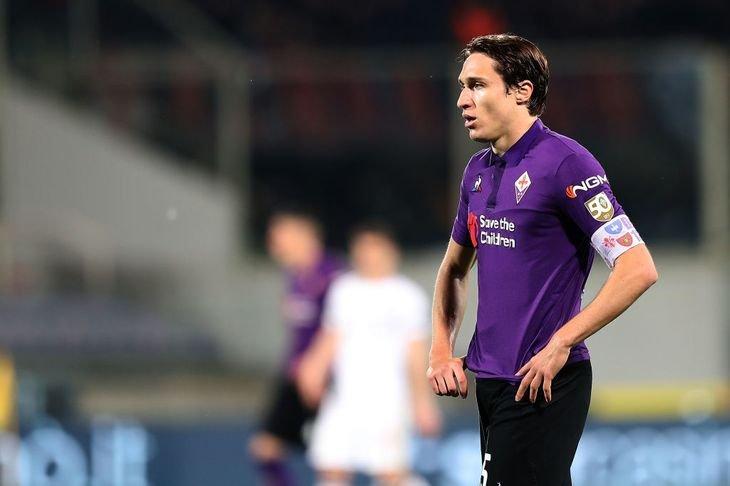 Полузащитник «Фиорентины» Федерико Кьеза согласился продолжить карьеру в Турине