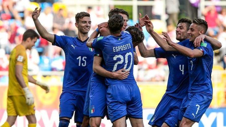 Итальянцы на этом чемпионате еще не проигрывали