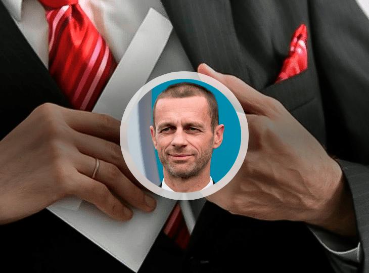 Александр Чеферин: «Договорные матчи — раковая опухоль футбола»