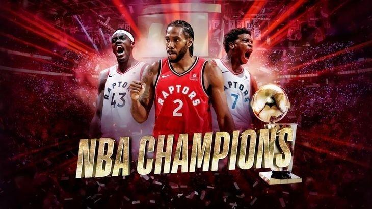 """""""Торонто"""" впервые попал в финал НБА и выиграл его"""