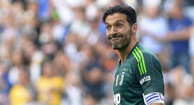 Буффон отразил три пенальти в товарищеском матче против «Интера»