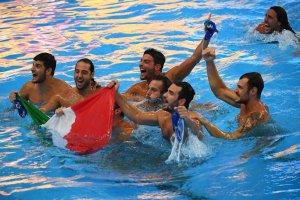 Италия – чемпион мира по водному поло