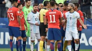Кубок Америки — 2019. Аргентина выиграла бронзу, Месси получил красную карточку