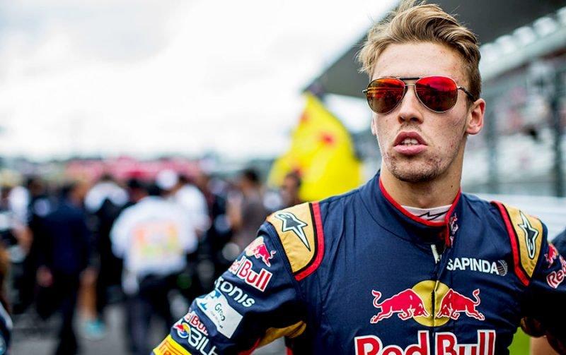 Формула-1. Даниил Квят: «Нам не удалось попасть в настройки»