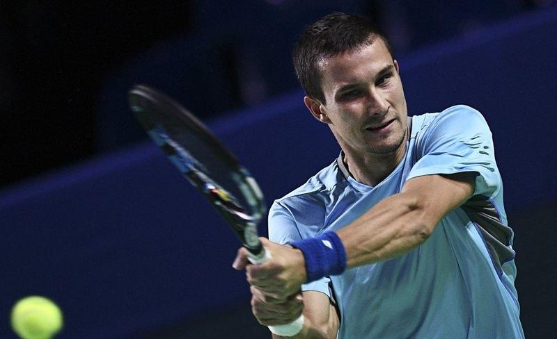 Донской вышел в финал квалификации US Open