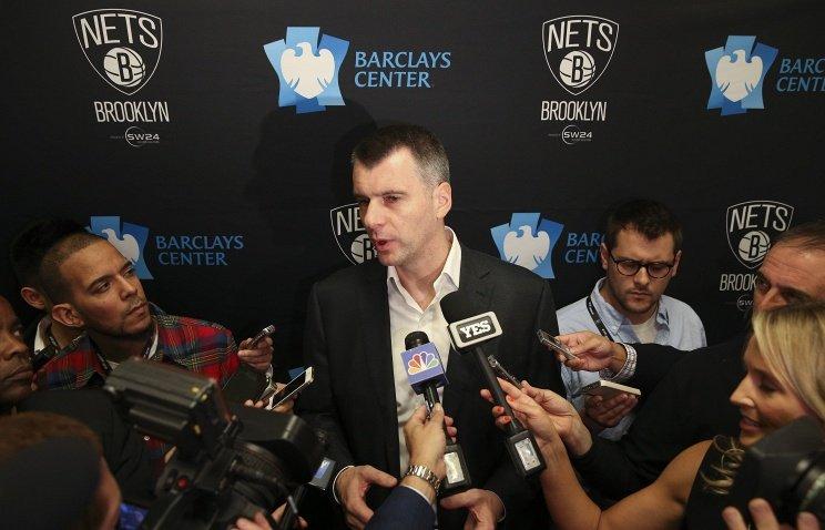 Михаил Прохоров официально продал «Бруклин»