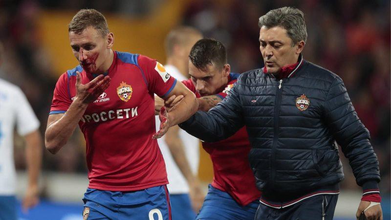 Тренер «Сочи» прокомментировал дисквалификацию Миладиновича за фол на Чалове