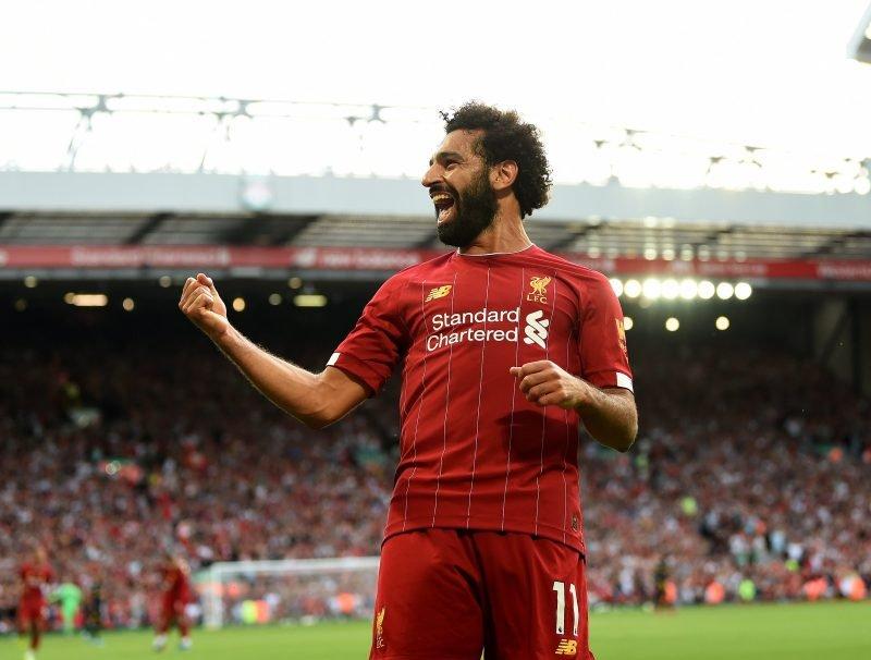 Салах сделал дубль в матче против «Арсенала»